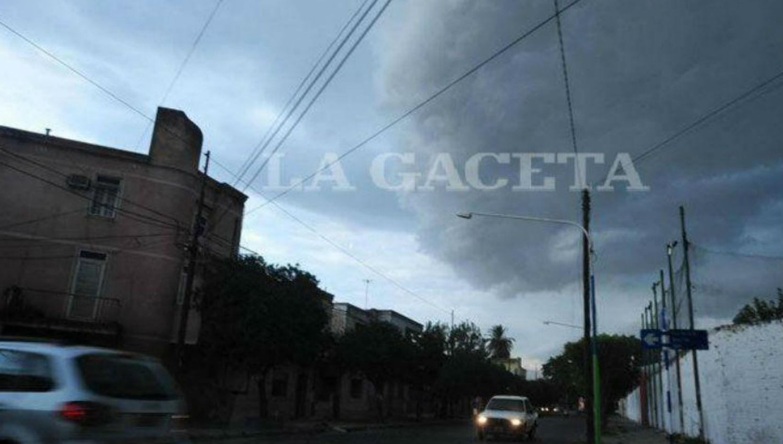 Cuidado!!! Rige alerta meteorólogico por fuertes tormentas aisladas
