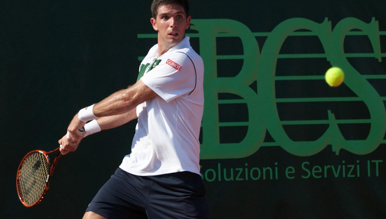 Mayer ganó y espera a Nadal en segunda ronda