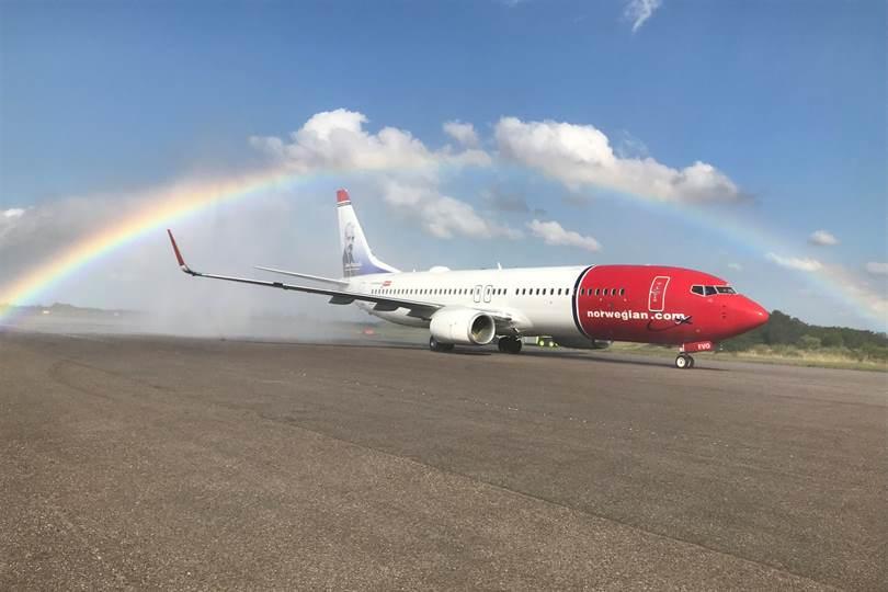 Norwegian comenzaría a volar en Argentina a mitad de año — Low cost