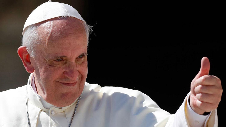 Ricardo Gareca lo saludó en el Palacio Arzobispal de Lima — Papa Francisco