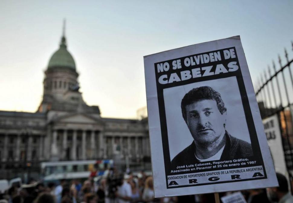 Legisladores recuerdan a José Luis Cabezas