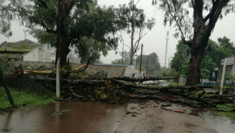 Más de 300 evacuados por las lluvias — Tucumán
