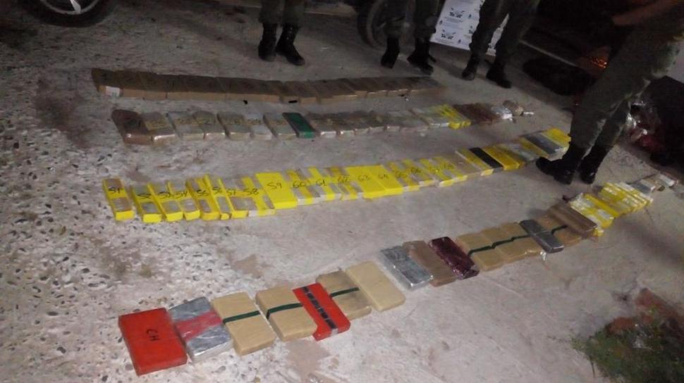 Policía argentina detuvo a narcotraficante con 100 kilos de cocaína