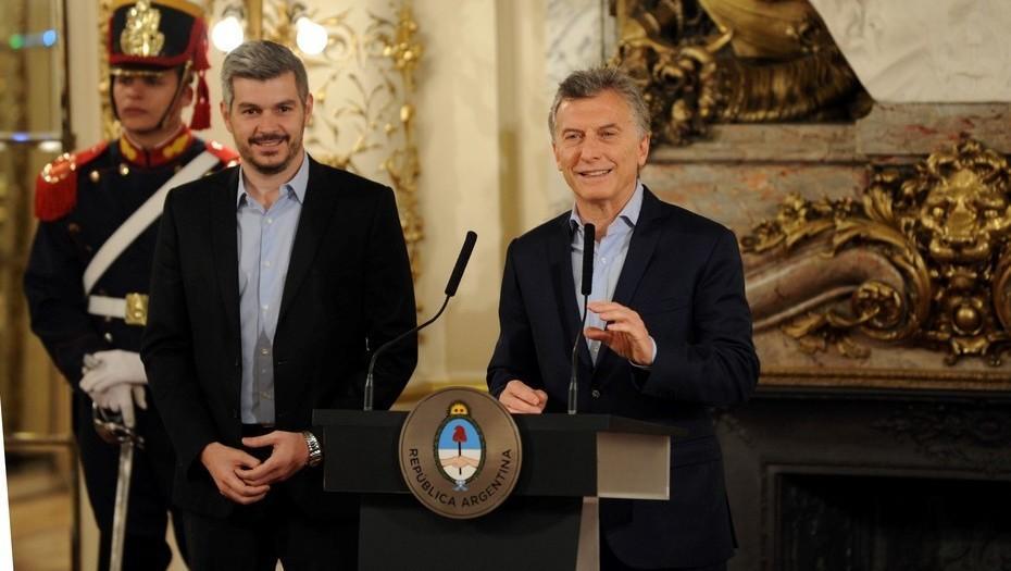 Macri congeló su sueldo y el de ministros y secretarios de Estado