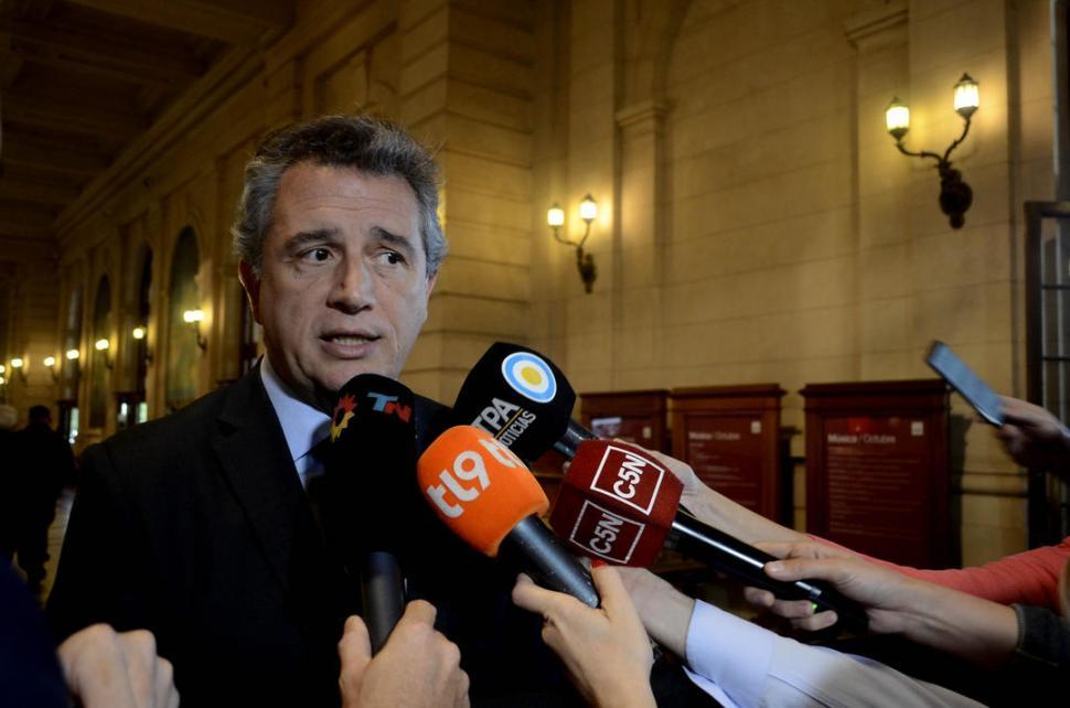 Imputaron al ministro de Agroindustria Luis Etchevehere