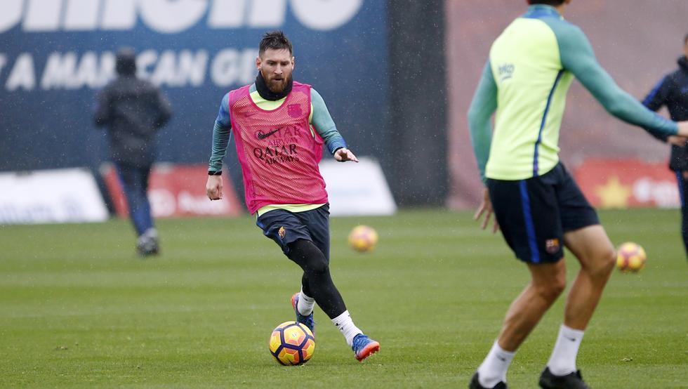 En Argentina recomiendan a Lionel Messi que juegue menos