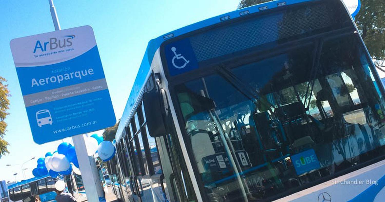 Cerraron ArBus, el transporte que conectaba Ezeiza con Aeroparque — Oficial