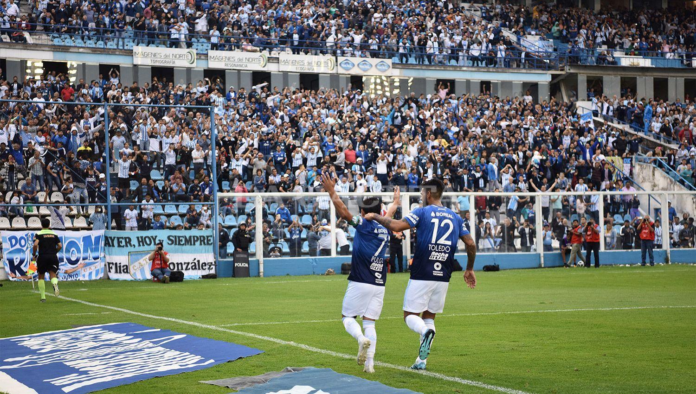 2-2 — En La Paternal