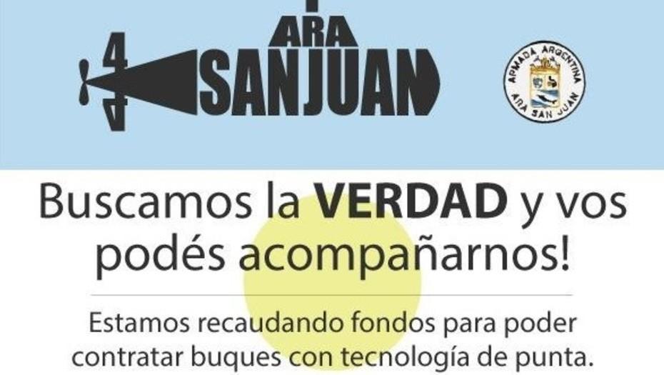 Un buque científico retoma la búsqueda del ARA San Juan