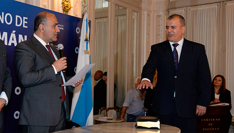 El secretario de Seguridad Miguel Gómez presentó su renuncia — Confirmado