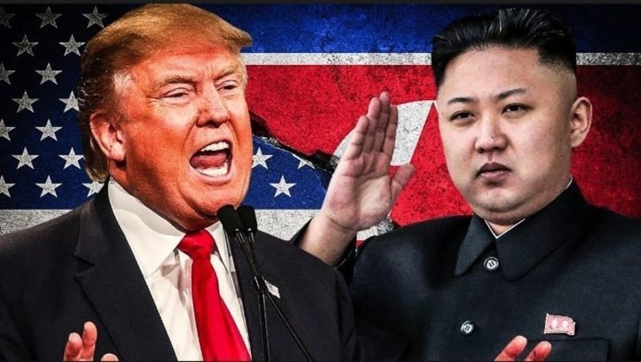 Trump acepta invitación de Kim para reunirse en mayo