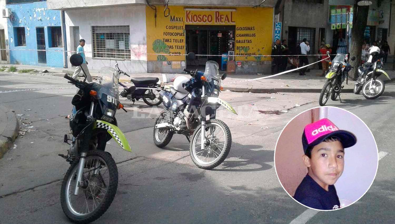 Tía de Facundo cuestiona la versión de la Policía: