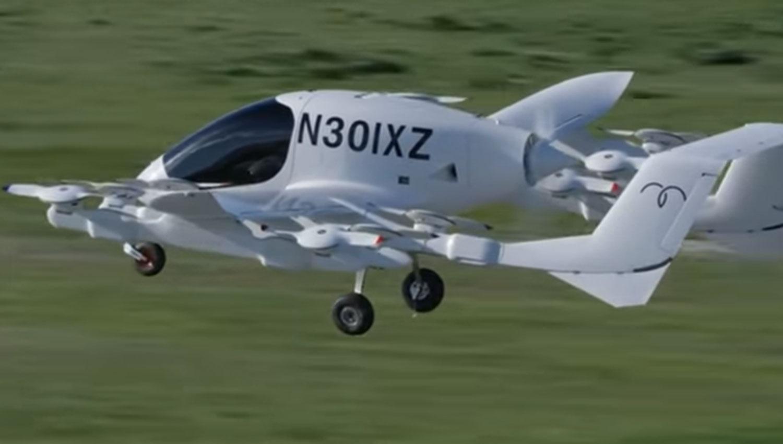Larry Page, cofundador de Google, prueba taxis voladores en Nueva Zelanda