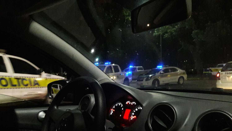 Policía asesinado de un tiro en la cabeza