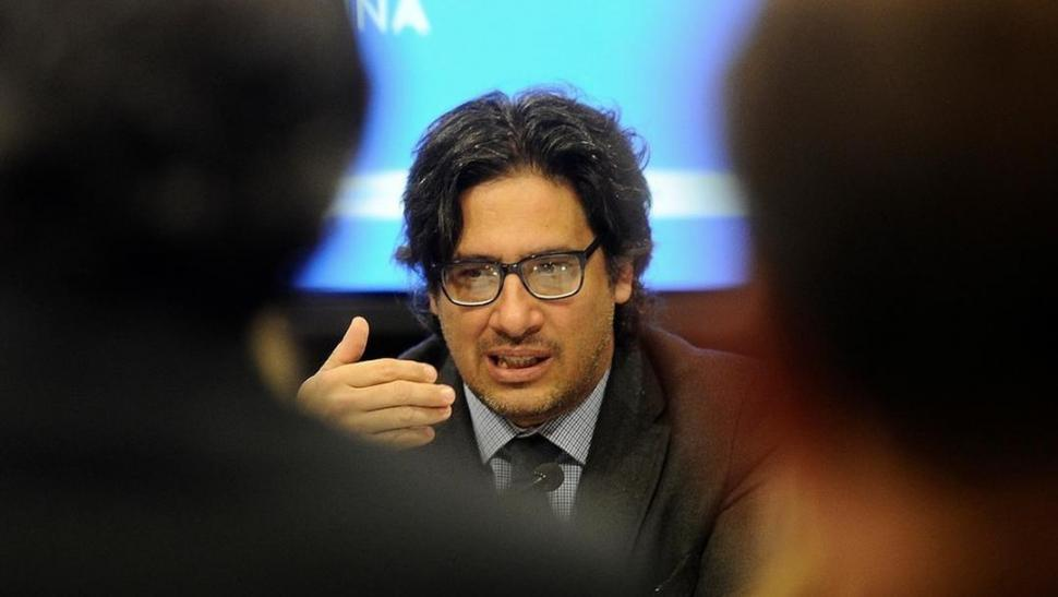 Apelarán el cambio de calificación — Cristóbal López libre