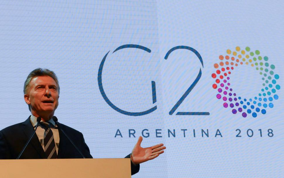 Declaración de reunión ministerial del G20 pasa por alto aranceles de EEUU