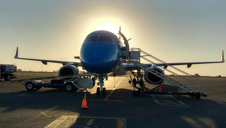 Aerolíneas y Flybondi cancelaron cinco vuelos entre Tucumán y Buenos Aires