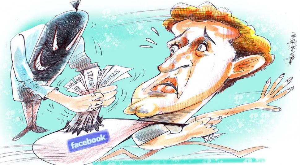 Admite Zuckerberg errores en Facebook