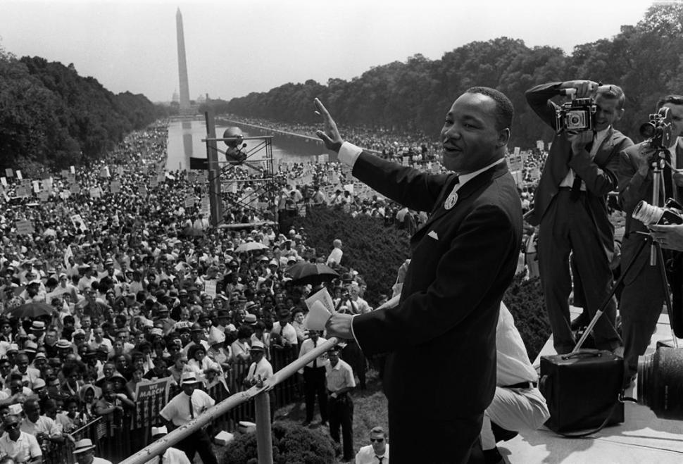 Presidente Maduro lidera homenaje a Martin Luther King Jr