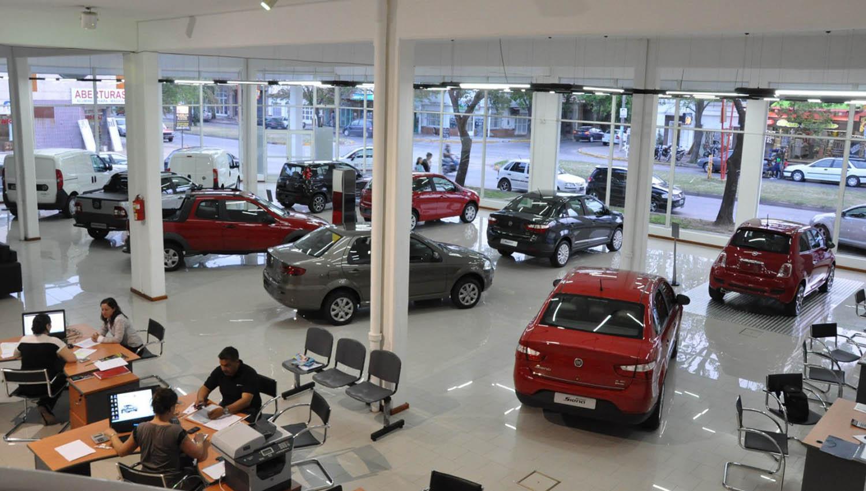 Creció 7,2% el patentamiento de autos y 4,9% el de motos