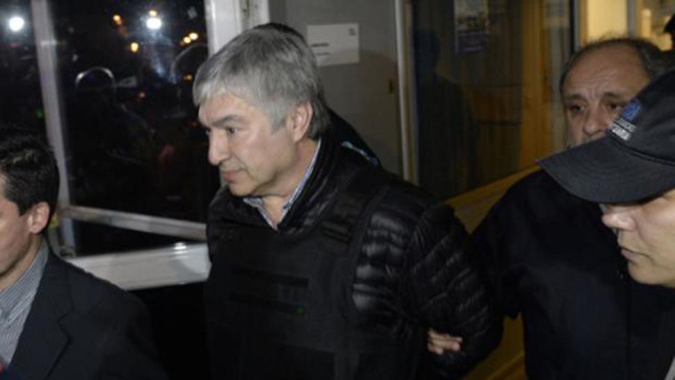 Un fiscal se opone a la libertad de Lázaro Báez