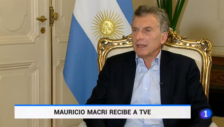 Macri cree que fue un