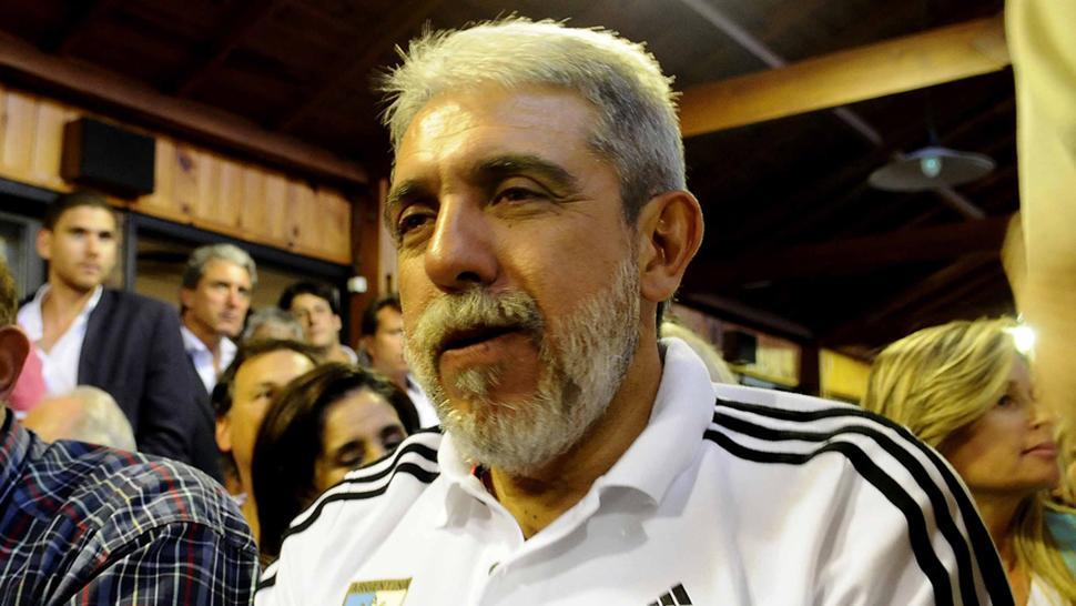 Aníbal Fernández, más complicado — Fútbol para todos