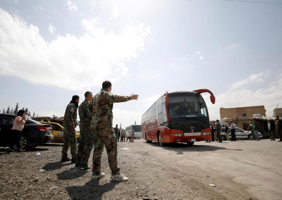 Supuesto ataque químico en Siria deja más de 40 muertos