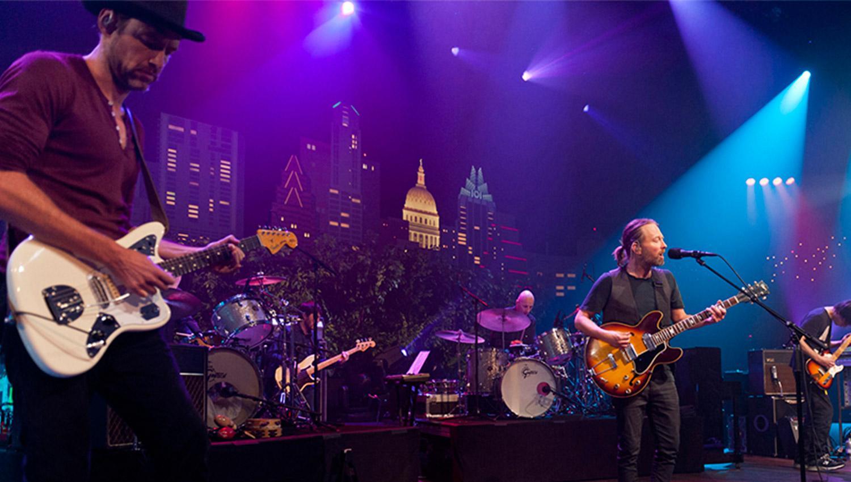 Transmitirán el concierto de Radiohead en vivo por streaming