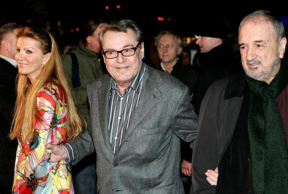 Murió el galardonado director Milos Forman a los 86 años