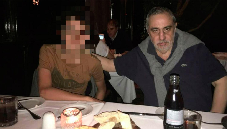 Sobredosis de cocaína y brote psicótico: internaron a José Maria Aguilar