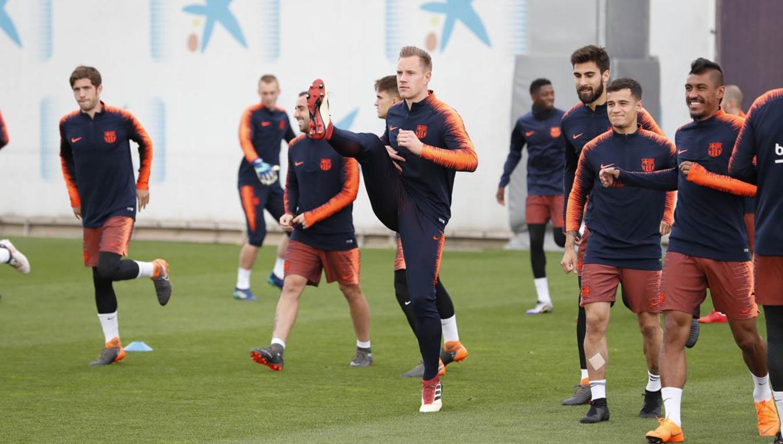 Con Mina en el campo, el Barça tropieza ante el Celta