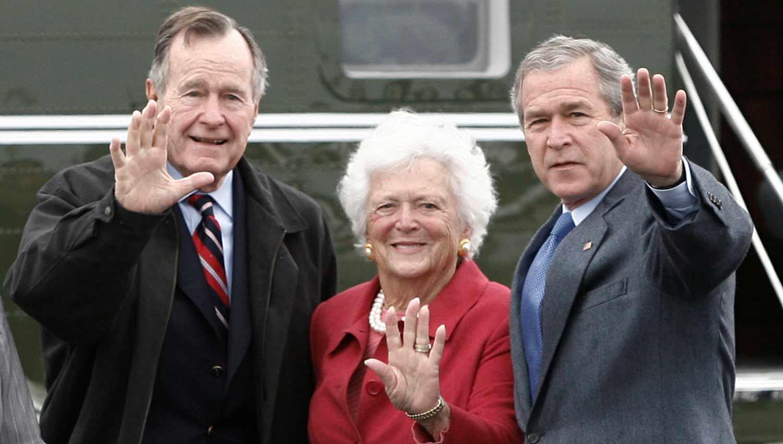 Fallece Barbara Bush, exprimera dama de los Estados Unidos