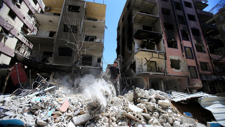 Equipo de la ONU es agredido a tiros en Siria