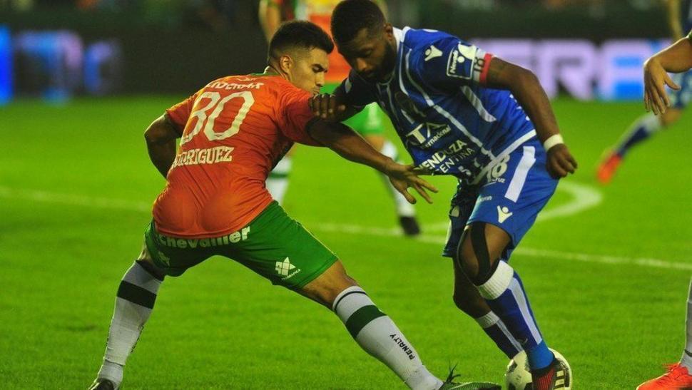 Partido en vivo: Banfield vs Godoy Cruz, Superliga Argentina