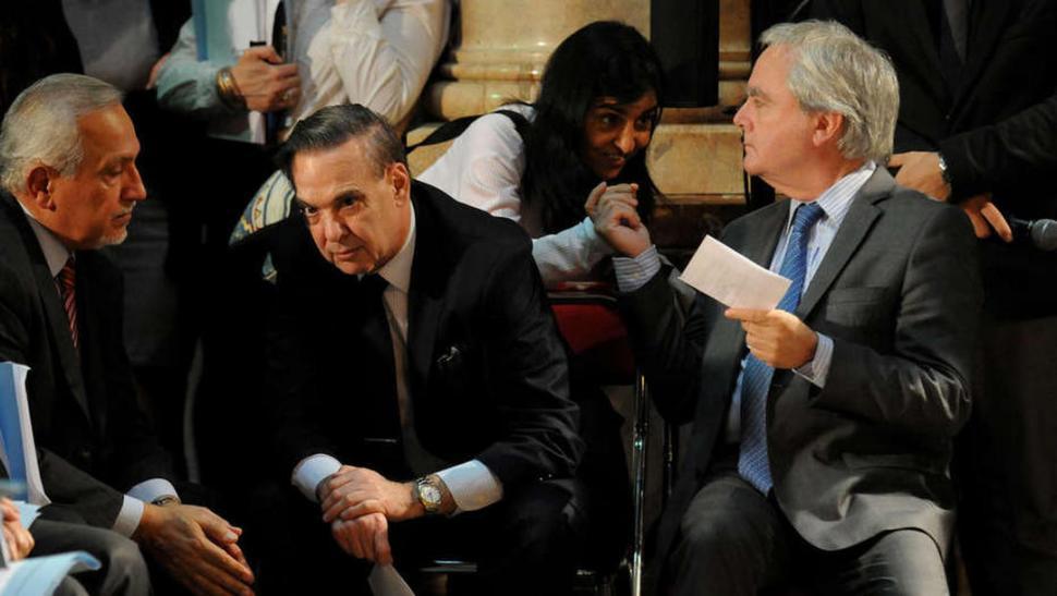 Tarifas: Schiaretti pidió a los senadores que no aprueben la ley