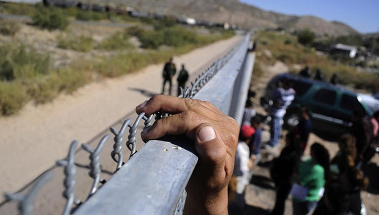 FRONTERA EEUU-MEXICO. Quieren separar a familias de inmigrantes