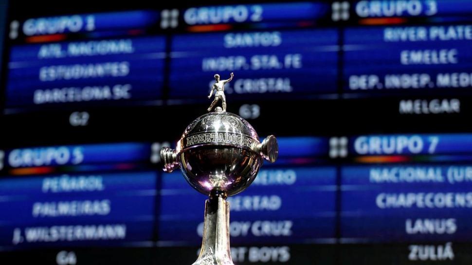 River ante Racing y Boca frente a Libertad — Libertadores