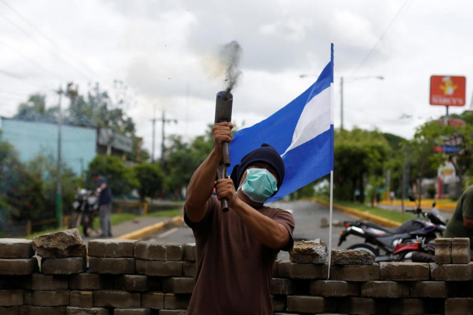 Ascienden a 139 las víctimas mortales de la represión en Nicaragua
