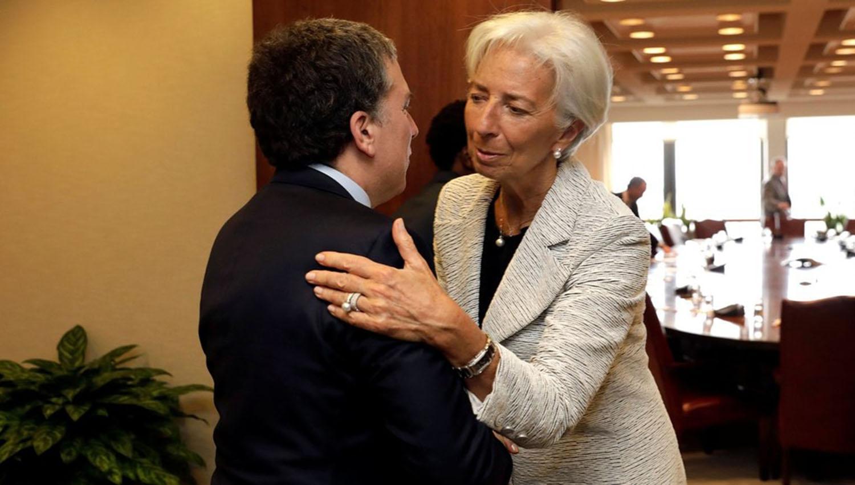 VIVO: El Gobierno anuncia el acuerdo con el FMI