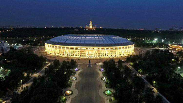 Arranca el Mundial de Rusia con un espectáculo deslumbrante