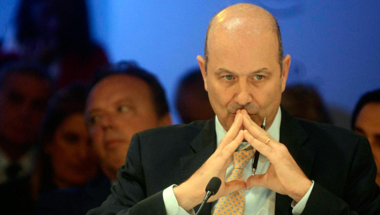 Ministro de Hacienda argentino: