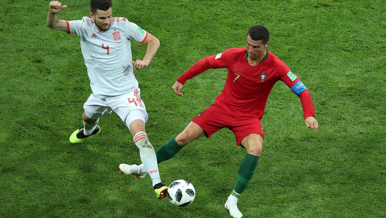 Cristiano Ronaldo hace triplete e iguala un récord histórico en Mundiales