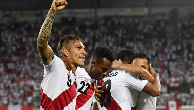 Poulsen amarga el regreso a un Mundial de Perú