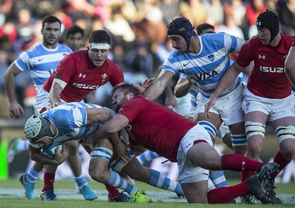 Somos Deporte: Los Pumas volvieron a caer ante Gales en Santa Fe