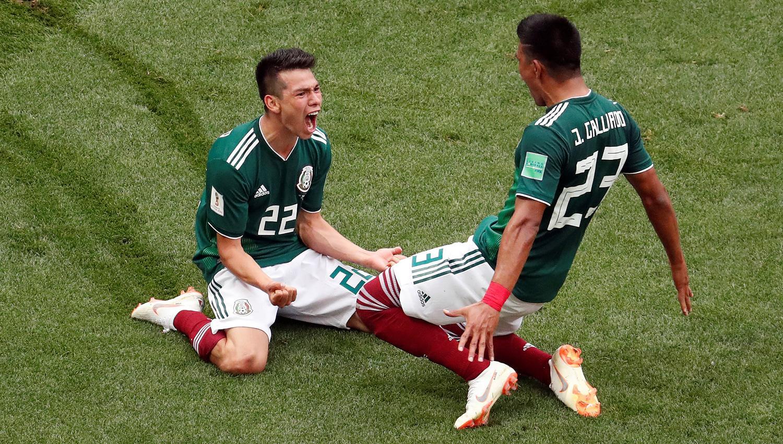 ¡Sorpresa! México le ganó a Alemania