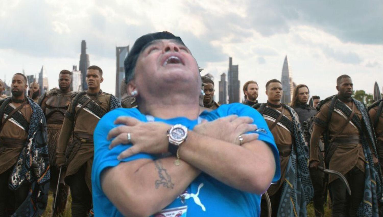 Mundial Rusia 2018: Diego Armando Maradona es trasladado al hospital