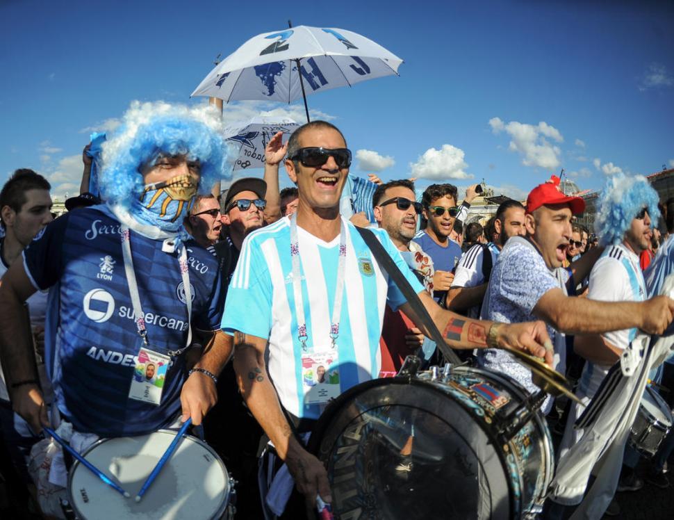 Francia confirmado, Argentina con una duda