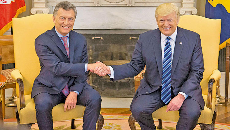 EEUU ratifica su apoyo a la gestión de Macri