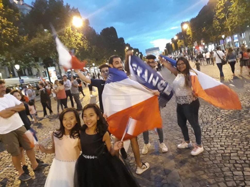Francia-Croacia, una final inédita en mundiales